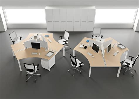 Open Plan Office Furniture Solutions Home Office Furniture Open Plan Office Furniture