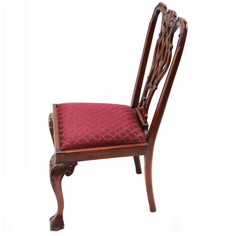 style dining chairs dining chair chippendale style