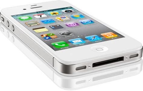 Hp Iphone 4 White refurbished apple iphone 4 8gb white condition
