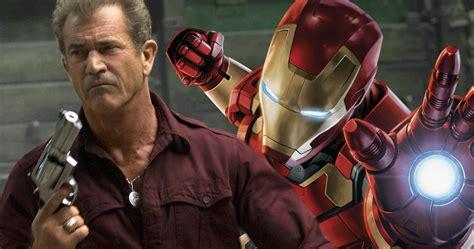 film online iron man 4 will mel gibson direct iron man 4