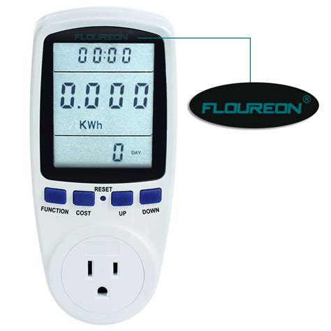 calculator kwh power consumption meter energy monitor kwh calculator us