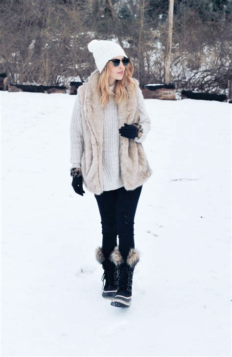 snow outfits with leggings and boots college fashion 101 leggings as pants snow outfit fur