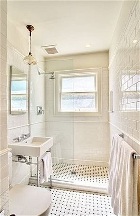 Classic White Bathroom Design And Ideas 20 Small Bathroom Remodel Subway Tile Ideas Small Bathroom Remodel Subway Tile Classic Bathroom