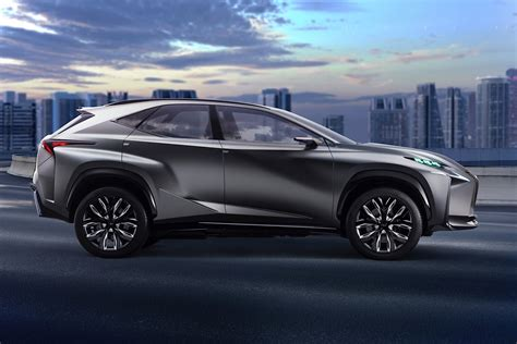 lexus lf nx lexus to unveil lf nx with 2 liter turbo at tokyo motor