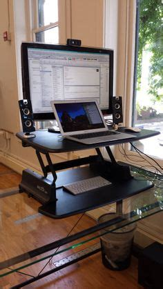 Build Your Own Height Adjustable Desk by Home Office On Standing Desks Hacks And