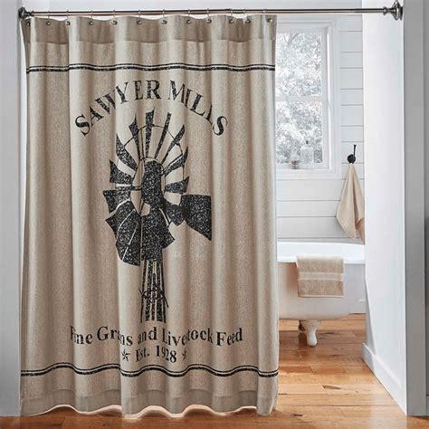 farmhouse style curtains best 25 farmhouse shower curtain ideas on pinterest
