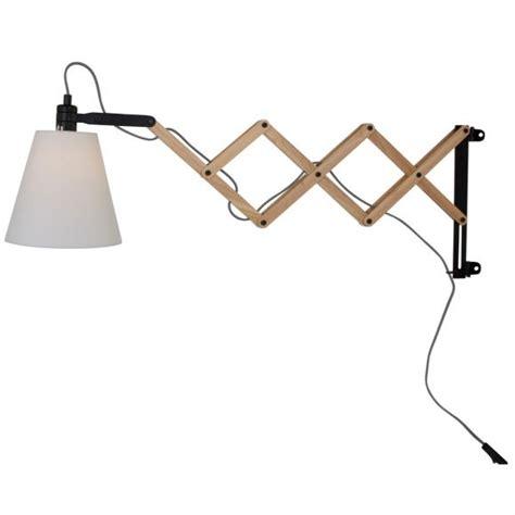 wandleuchte mit kabel für steckdose wandleuchte mit holz ausziehbar wohnlicht