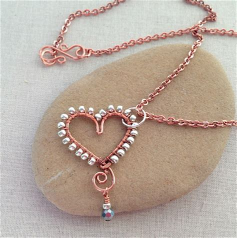 lisa yang s jewelry blog how to wrap beads to the outside