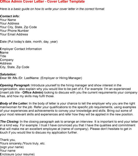 cover letter for post 28 images resume free sle cover