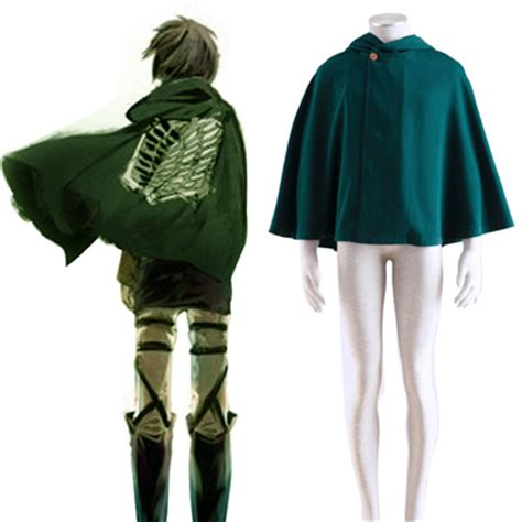 Survey Corps Anime attack on titan survey corps cloak 2nd costumes