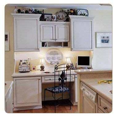 built in desk with upper cabinets 17 best images about kitchen ideas on this