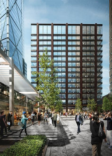 amazon london amazon plans london office tower with room for 5 000