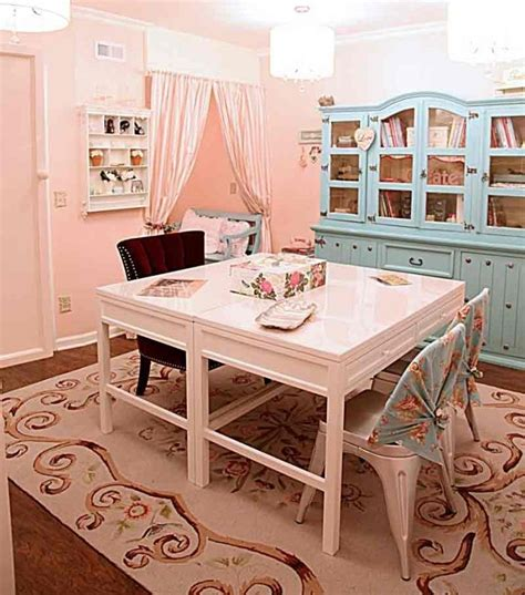martha stewart craft desk 162 best cuartos de costura images on pinterest sewing