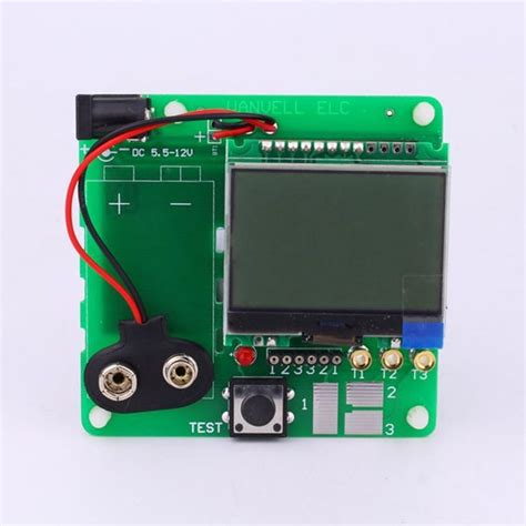 capacitor esr meter diy mesr 100 auto ranging in circuit esr capacitor low ohm meter up to 0 001 to 100r support in