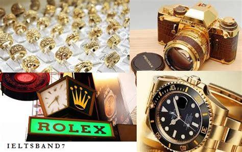 Luxury Giveaways - ielts speaking sle answer luxury items ielts band7