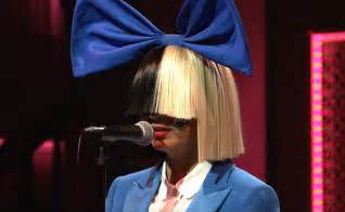 Song Chandelier Sia Sia To Play First Live Concert In Five Years This Summer