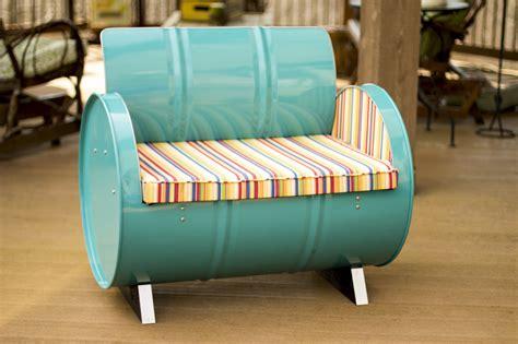 Kursi Dari Drum inspiratif inilah 30 foto kursi unik yang terbuat dari