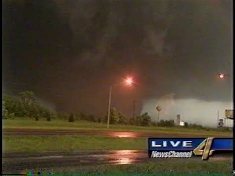 tornado kfor  coverage youtube