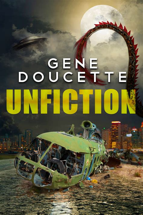 the frequency of aliens books unfiction gene doucette