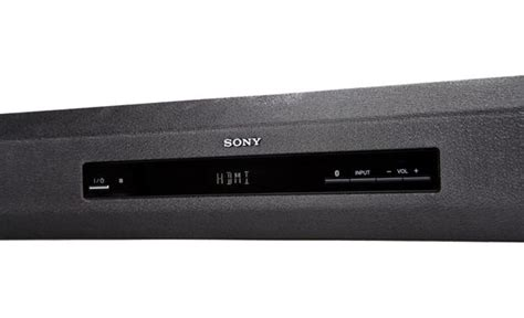 sony ht ct260h powered 2 1 channel home theater sound bar
