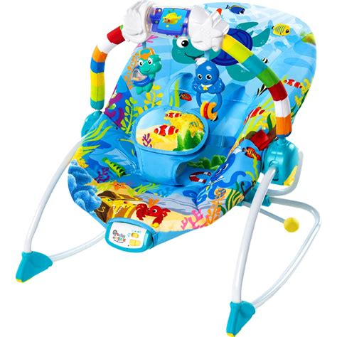ocean themed baby swing baby einstein ocean adventure rocker swings bouncers