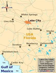 lake city map gooddive