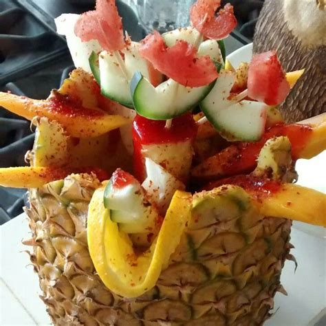 imagenes de sandias locas pi 241 a loca mexican cocktails salads pinterest