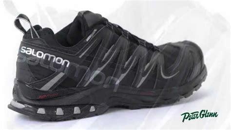 salomon xa pro  waterproof hiking shoe review