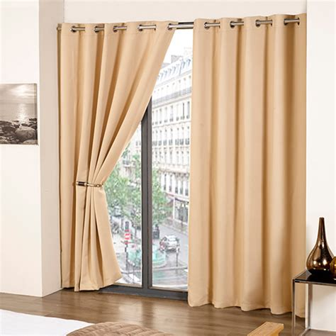 cream curtains blackout thermal eyelet blackout curtains cream tony s textiles