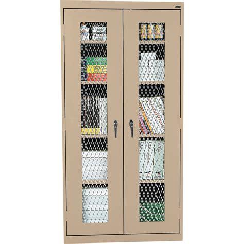 sandusky deluxe steel welded storage cabinet sandusky standard storage cabinet cabinets matttroy