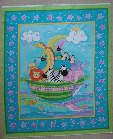 Cot Quilt Panels baby fabric panels lillysroom cot quilt panel
