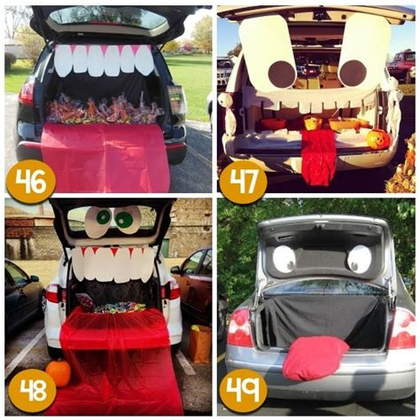 Trunk Or Treat Decorating Kits by 120 Creative Trunk Or Treat Ideas
