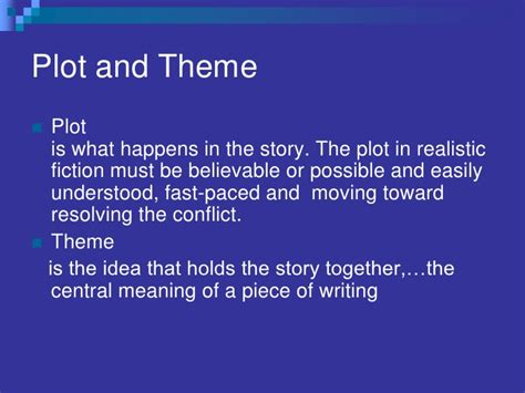 themes in realistic literature realistic fiction in children s literature