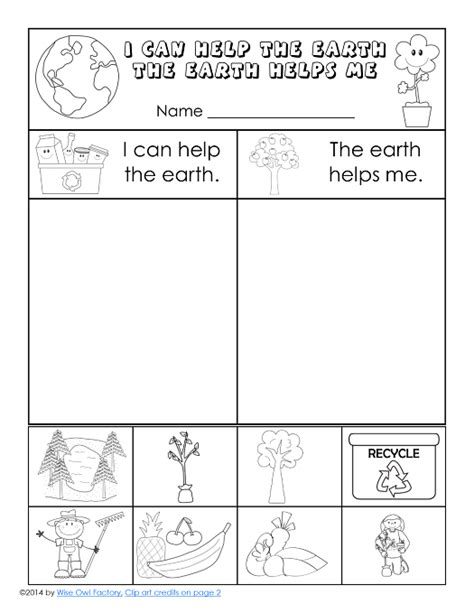printable earth day activity sheets free earth day printable for k 1 earth activities and free