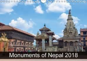 Nepal Kalendar 2018 Monuments Of Nepal 2018 Wall Calendar 2018 Din A4