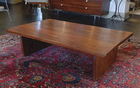solid mahogany rustic coffee table asian inluence