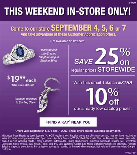 jewelers coupons may 2016 coupon specialist