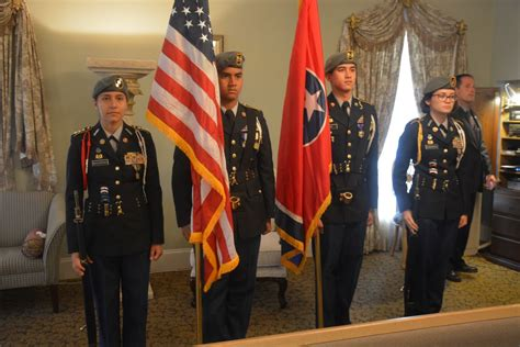 tennessee veterans museum dedicated in clarksville