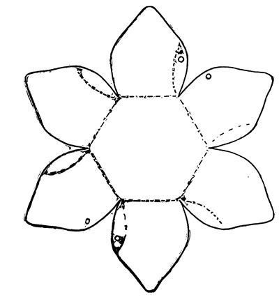 printable basket with flowers make easter basket with flower petals paper folding craft