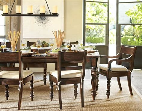 pottery barn dining room dining room house designing ideas