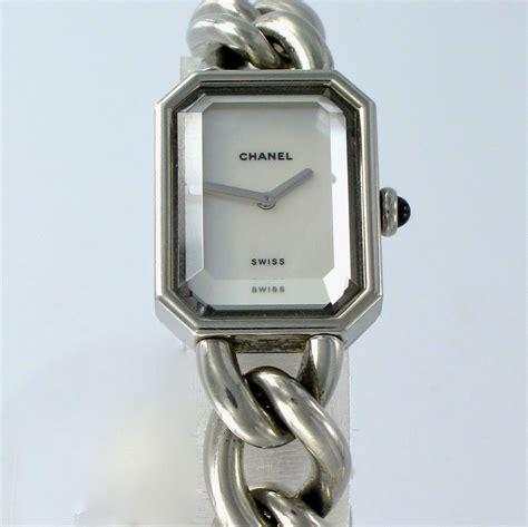 Montre Chanel Premire Bracelet Acier CMFP Bijoux Occasions