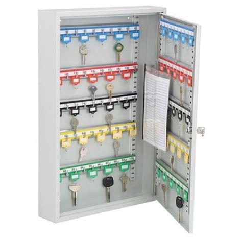 Key Organizer Cabinet by 100 Key Wall Hanging Storage Cabinet Organizer Rack Holder