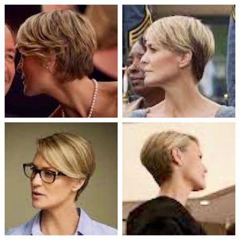 house of cards robin wright hairstyle 8 best hair images on pinterest
