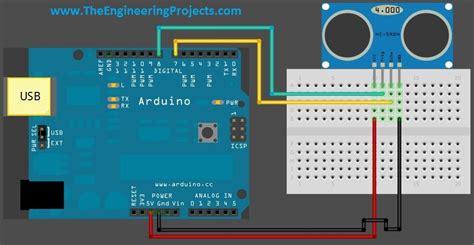 arduino code for ultrasonic sensor interfacing of ultrasonic sensor with arduino the