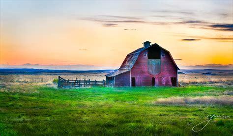 The Whispering Barn Gavin Seim American Pictorialist The Barn Landscape