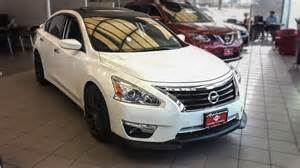 2014 Nissan Altima Aftermarket Parts Showroom Applewood Nissan S Modified Altima