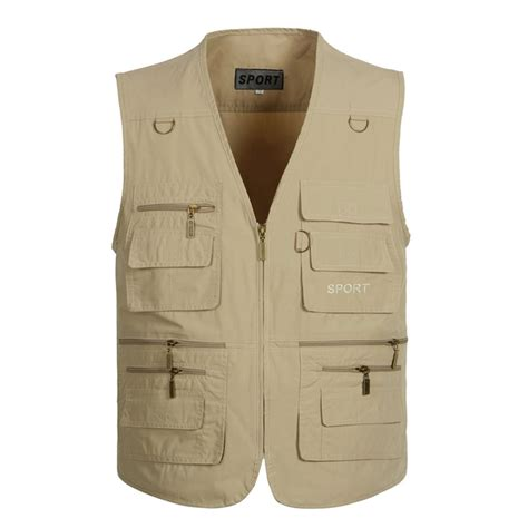 service vest with pockets 2015 new arrival s outdoor vest with many pockets reporter vests photographer