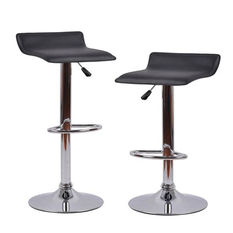 modern bar stools homall modern bar stool counter height barstools for home