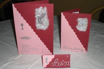 Motive Für Hochzeitseinladungen by Einladung Kommunion Selber Machen