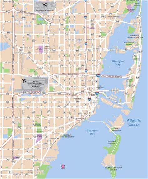 miami area map maplets